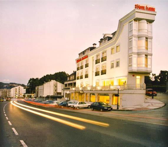 Grupo Class One. Casos de éxito, Hotel Florida en Arteixo