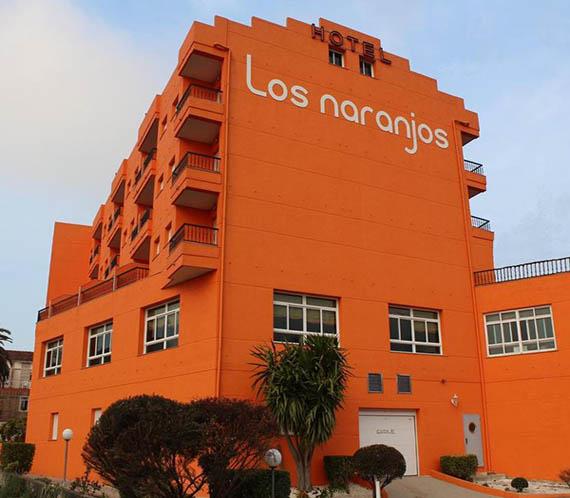 Grupo Class One. Casos de éxito, Hotel Los Naranjos