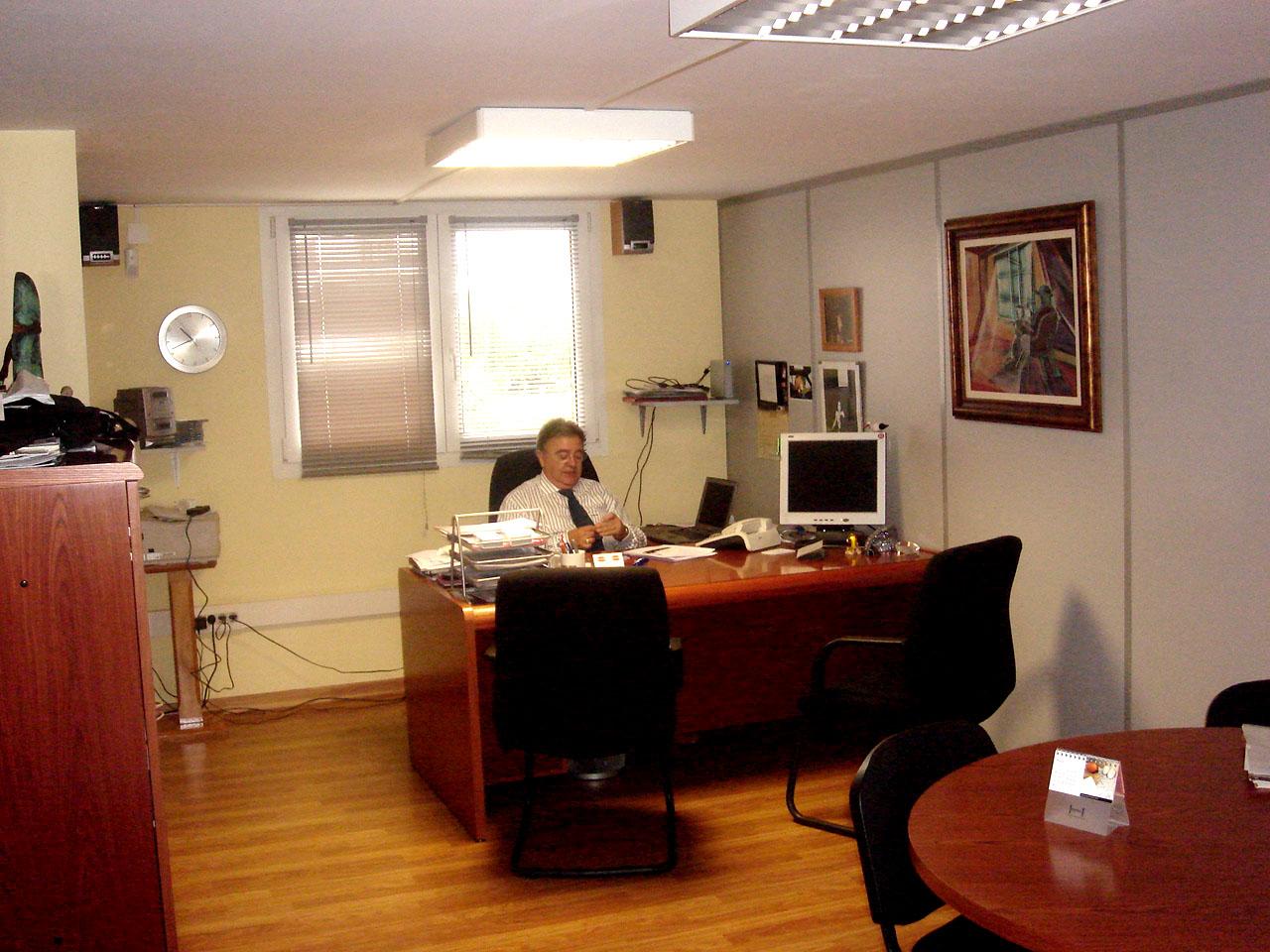Javier Sabariz, CEO del Grupo Class One